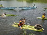 Boia e Canoagem